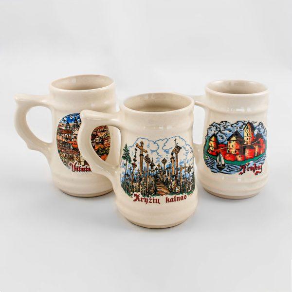 Baltic souvenirs Suvenyrai lietuviški suvenyrai bokalai