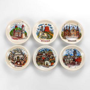 Baltic souvenirs Suvenyrai lietuviški suvenyrai magnetukai keramikiniai