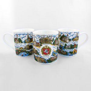 Baltic souvenirs Suvenyrai lietuviški suvenyrai puodeliai