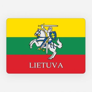 Baltic souvenirs Suvenyrai lietuviški suvenyrai lipdukai